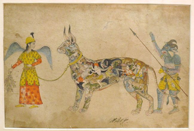 1024px-pari_holding_a_unique_animal-_19th_cent-_rajput_style_bhopal_museum